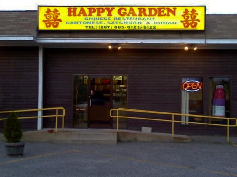 Happy Garden Home